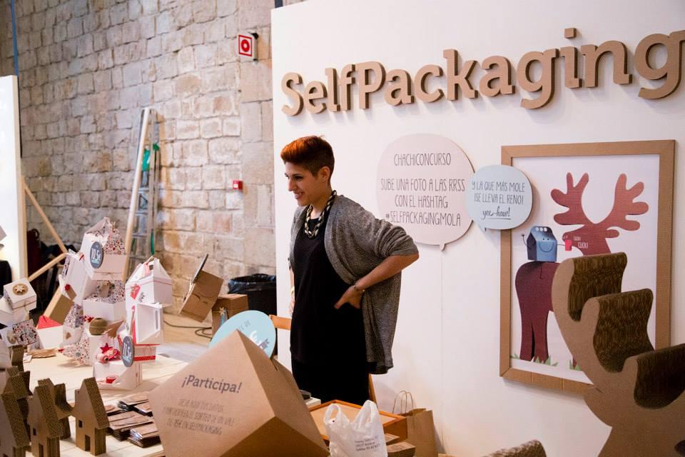 self packaging festivalet